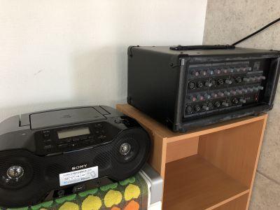 久留米レンタルスタジオ DMC サブスタジオの設備の写真
