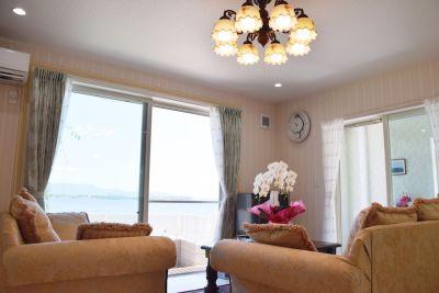 ガーデンヴィラフェアリー浜名湖 リゾートヴィラ貸切の室内の写真