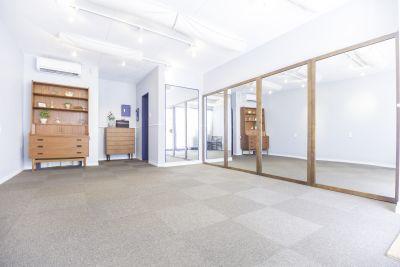 スタジオnihilo 多目的スペースの室内の写真