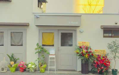 salon Lilycal 1階、2階貸切プランの外観の写真