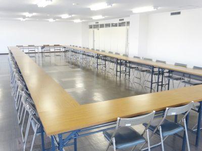 名古屋会議室 日本棋院中部会館ビル名古屋東片端店 第1会議室(6階)の室内の写真
