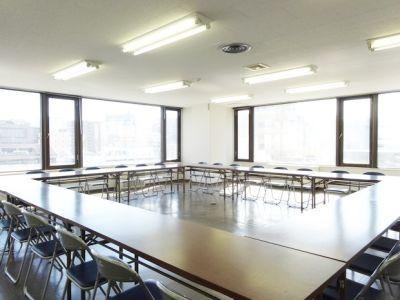 名古屋会議室 日本棋院中部会館ビル名古屋東片端店 第2会議室(7階)の室内の写真