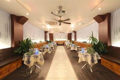 伏見パーティスペース カラパナ 【2F】イベントスペースの室内の写真