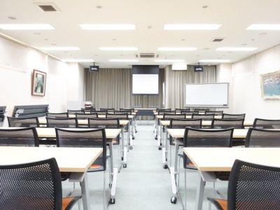 名古屋会議室 自然の薬箱千種駅前店 貸会議室(ラーニングルーム)の室内の写真