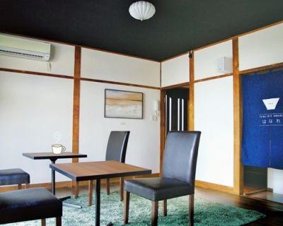 札幌 カフェスペースはなれ 1F カフェスペースの室内の写真