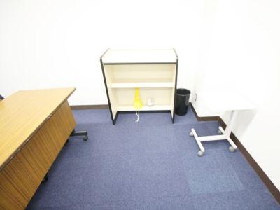 名古屋会議室 フォーティーンヒルズセンタービル名古屋栄店 第1会議室の設備の写真