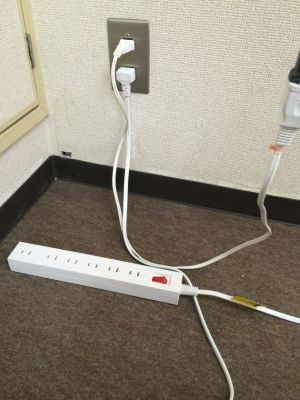 渋谷センター街会議室 個室会議室Bの設備の写真