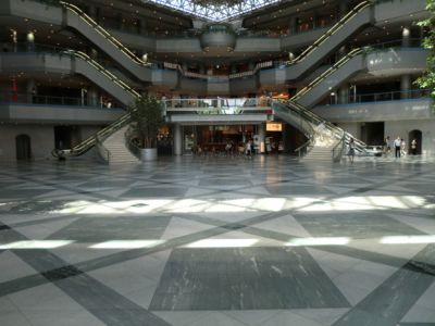 大阪会議室 ツイン21MIDタワー会議室 9会議室(20階)の入口の写真