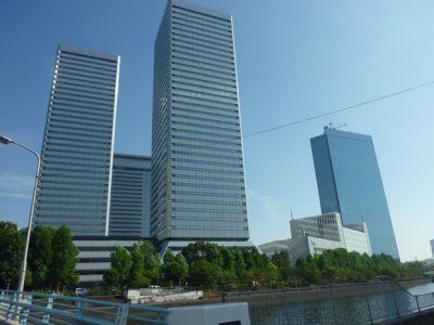 大阪会議室 ツイン21MIDタワー会議室 8+9会議室(20階)の外観の写真