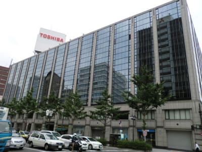 大阪会議室 NSEリアルエステート堂島店 A-2室(1階)の外観の写真