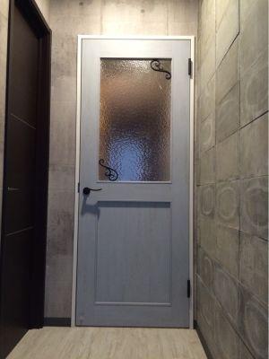 ビストロ LOVERSION レンタルキッチンの入口の写真