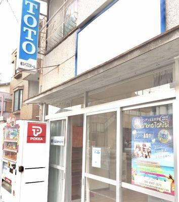 コイズミホーム レンタルスタジオの入口の写真