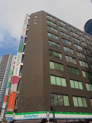 共栄実業(株) 三栄ビル 第1会議室(最大60名可)の外観の写真
