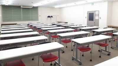 大阪長堀 貸会議室 8階 C会議室の室内の写真