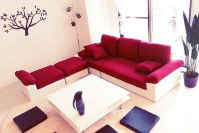 金山キッチンルームLUXE キッチン付ルームの室内の写真