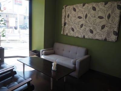 cafe est 食事付きプランの室内の写真