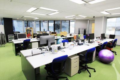 【Wisteria OFFICE 渋谷】 「撮影スタジオ(オフィス&カフェ)」の室内の写真