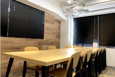 マイトランク 渋谷 多目的スペースの室内の写真