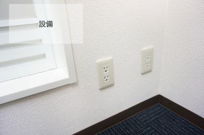 <JWS兜町3名会議室B> 完全個室の貸し会議室♪の設備の写真