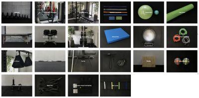 THE PERSON 個室/プライベートジム/レンタルの設備の写真