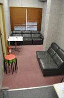 スタジオ・ビックワンシアター 多目的スペースの入口の写真