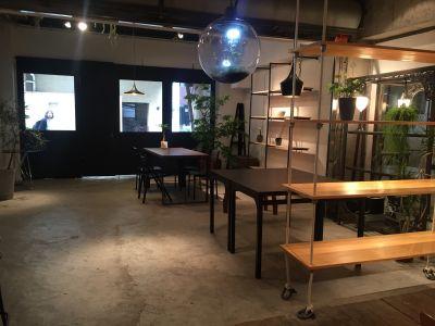 Atelier TOCOHA イベントスペースの室内の写真