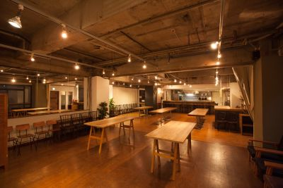 千駄ヶ谷イベントスペース Mace(通常プラン)の室内の写真
