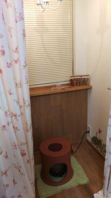 よもぎ蒸しサロン水野整体院 いかりや腸助 レンタルサロンの室内の写真