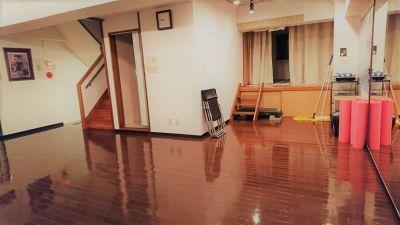 ヒラソル銀座ダンススクール ダンススクール/メインスタジオ の設備の写真