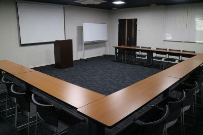 天満ガーデン 貸会議室Bの室内の写真