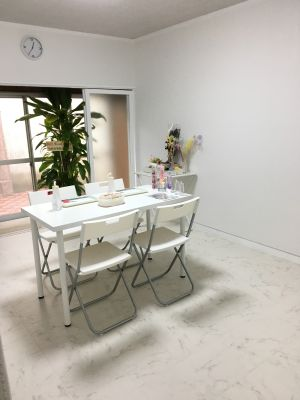 Room  eight レンタルサロンの設備の写真