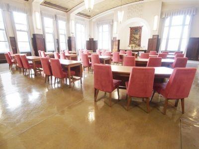 名古屋会議室 日本陶磁器センター 大会議室の室内の写真