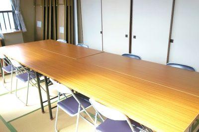 豊中レンタルスペース「Umidass」 和室スペース(20畳)の室内の写真
