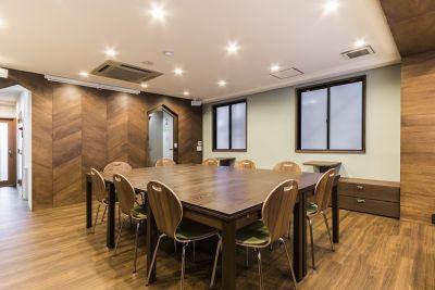 曙橋 レンタルキッチンスペースPatia(パティア) 貸切キッチンスペースの室内の写真
