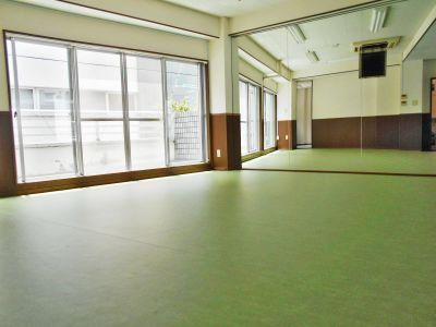 すむぞう新橋スタジオ レンタルスタジオ 4Fの室内の写真