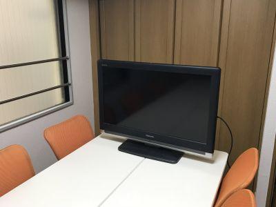 オフィスM2会議室の設備の写真
