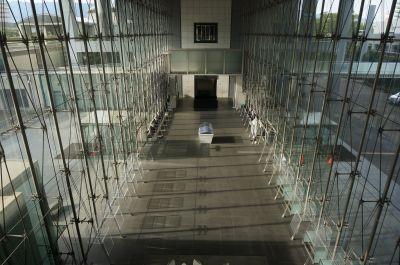 AOC会議室、レンタル会議室 貸し会議室の入口の写真