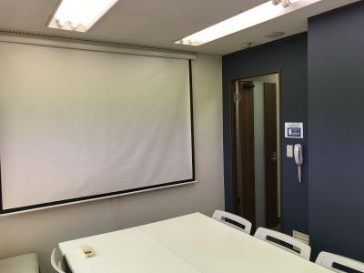 アントレオフィス四ツ谷六番町 貸し会議室(4階 9名用)の設備の写真