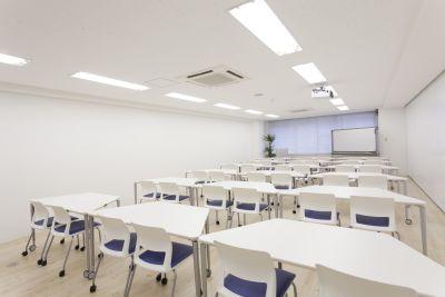 会議室FLAT 会議室Aの室内の写真