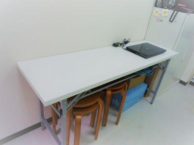 ラナイ相談支援事業所 相談室の設備の写真