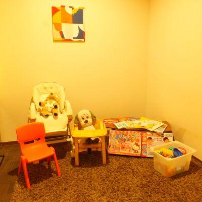 個室Cafeセカンドルームカフェ 個室小の設備の写真