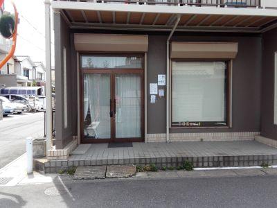 studio tgk レンタルスタジオの入口の写真