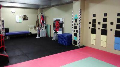 CMBトレーニングセンター レンタル武道場の室内の写真