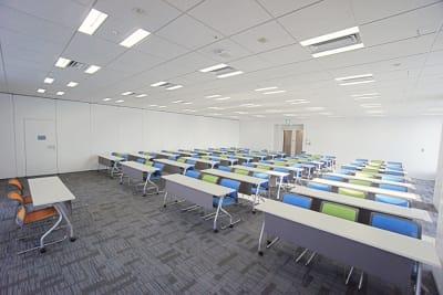 名古屋会議室 プライムセントラルタワー名古屋駅前店 第1会議室の室内の写真