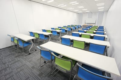 名古屋会議室 プライムセントラルタワー名古屋駅前店 第2会議室の室内の写真