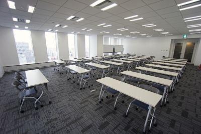 名古屋会議室 プライムセントラルタワー名古屋駅前店 第21会議室の室内の写真