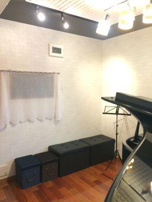 南千住ピアノスタジオ A Piacereの設備の写真