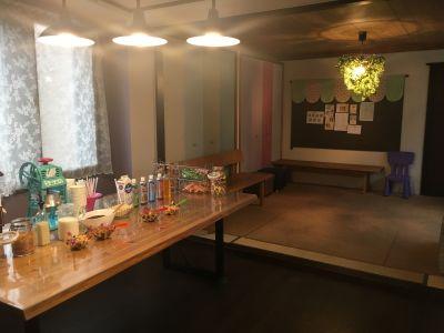 キッズのイベントに。 - リンゴの木 レンタルスペース レンタルスペースの室内の写真