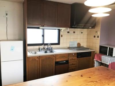 キッチンあります。※調理は禁止です。 - リンゴの木 レンタルスペース レンタルスペースの室内の写真