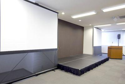 【東新宿】 KDX東新宿ビル内 ホールAの室内の写真